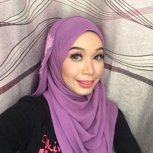 nik_shafikah_cun_beauty_muslimah_talent_modal_produk_makeup_wanita_pengantin
