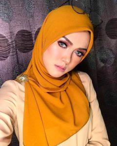 eyda_ibrahim_beauty_muslimah_talent_modal_produk_makeup_wanita_pengantin