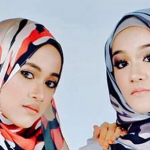 Talent Model Muslimah : Emylia Suraya