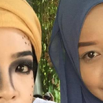 MUA Makeup Artist: Nik Shafikah