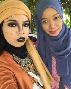 nik_shafikah_khanafi_makeup_talent_beauty_careting_belajar_mekap_kosmetik_cosmetics_produk_mua