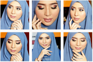 siti-zainiza-zandra-beauty-model-musimah-cantik-talent-makeup-fashion-modelling